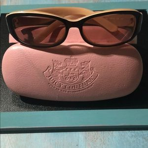 Juicy Couture - Scripted Glasses w/case   *SMD